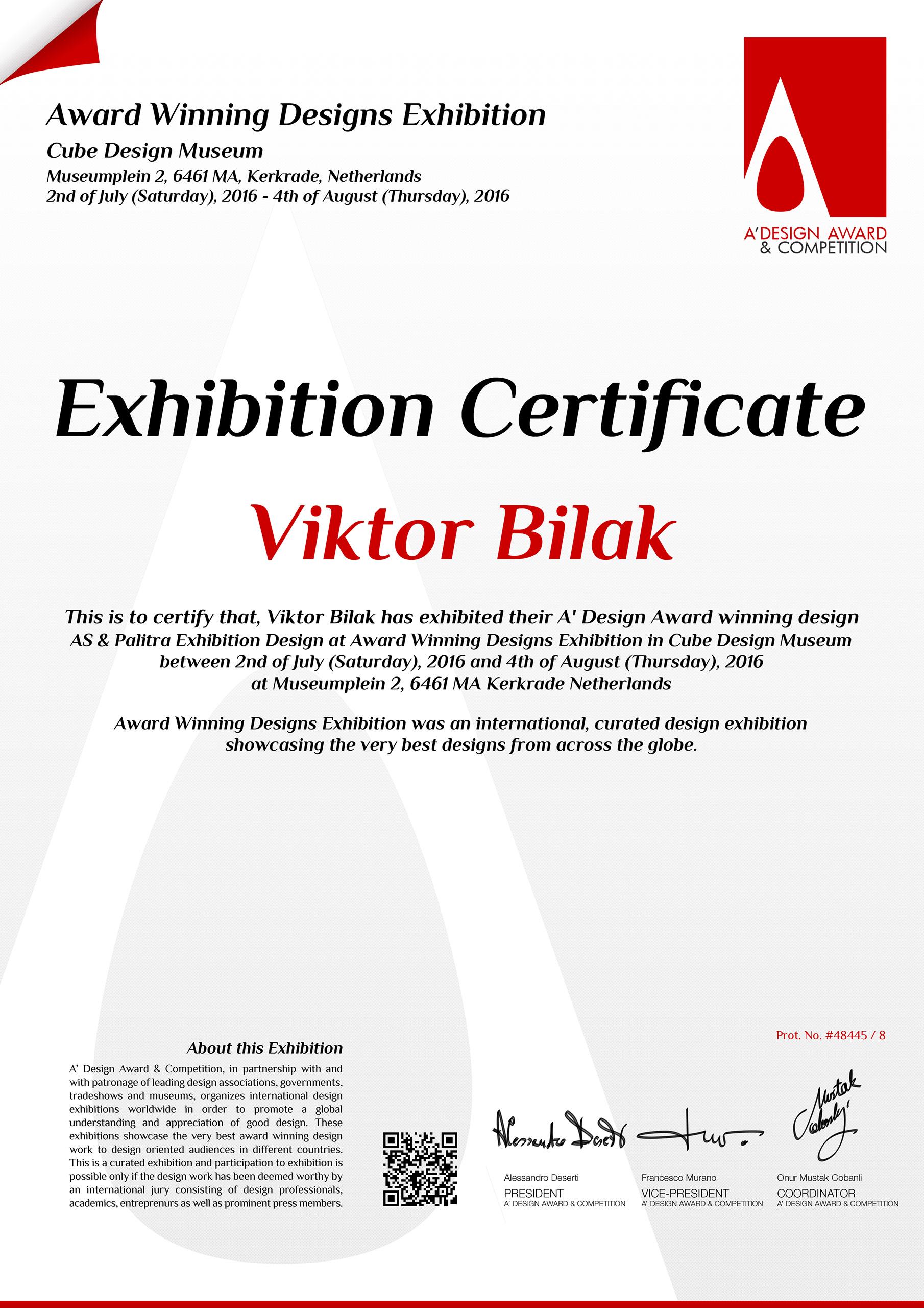 ADA48445-certificate-exhibition_Netherlands